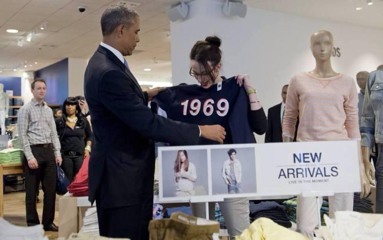 Obama da GAPjpg
